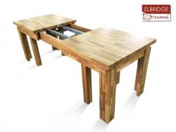 Cтіл Ельбрідж / Elbridge дерев'яний обідній кухонний (Грамма ТМ), 9 кольорів