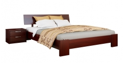 Дерев′яне ліжко ТИТАН ТМ Естелла, матеріал бук, основа ламелі, 8 кольорів