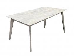 Стіл Нордік G/ Nordik G дерев'яний обідній кухонний (Грамма ТМ), Дуб, 9…