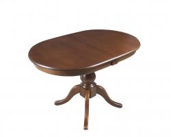 Овальний розкладний стіл «Вікторія» 1200(1600)*800 Мелітопольмеблі, стільниця МДФ шпонована, ноги…